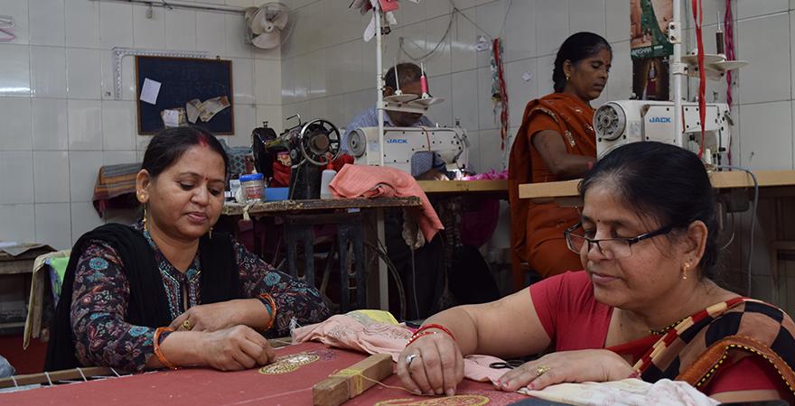 Wage employment for women: Forgotten priorities