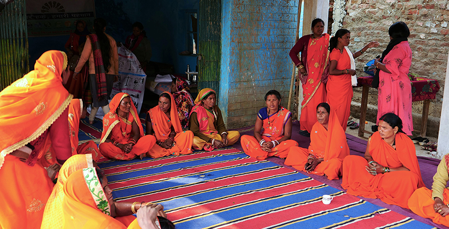 Can Covid-19 provide opportunities to strengthen the SHG movement?