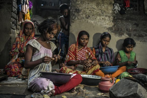 'It's a question of survival now': Pandemic puts India's women even further behind economically
