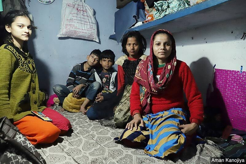 From Delhi, A View Of Women's Work Hit By The Pandemic