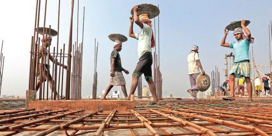 Women's share in urban labour force just at 10.3 per cent