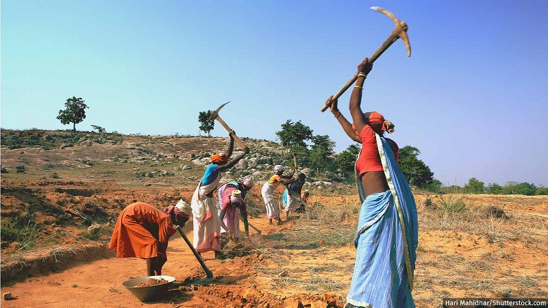 How Urban Job Guarantee Schemes Can Provide Livelihood, Equal Opportunity To Women